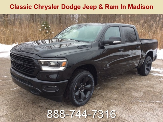 2019 Ram 1500 Crew Cab 4x4,  Pickup #E21598 - photo 1