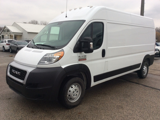 2019 ProMaster 2500 High Roof FWD,  Empty Cargo Van #E21604 - photo 6