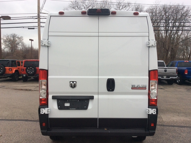 2019 ProMaster 2500 High Roof FWD,  Empty Cargo Van #E21604 - photo 8