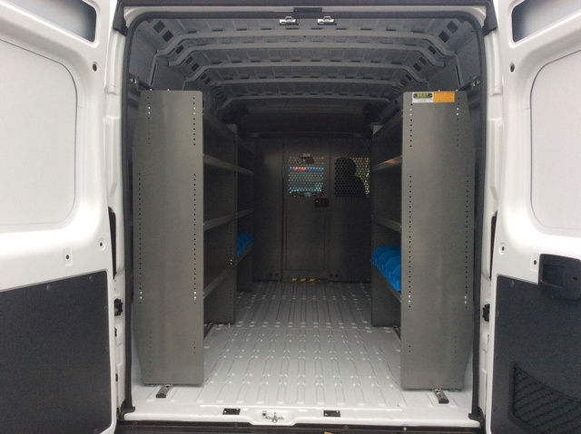 2019 Ram ProMaster 2500 High Roof FWD, Adrian Steel Upfitted Cargo Van #E21604 - photo 1