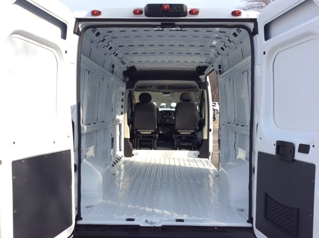 2019 ProMaster 2500 High Roof FWD,  Empty Cargo Van #E21605 - photo 2