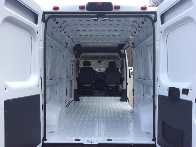 2019 ProMaster 2500 High Roof FWD,  Empty Cargo Van #E21623 - photo 2