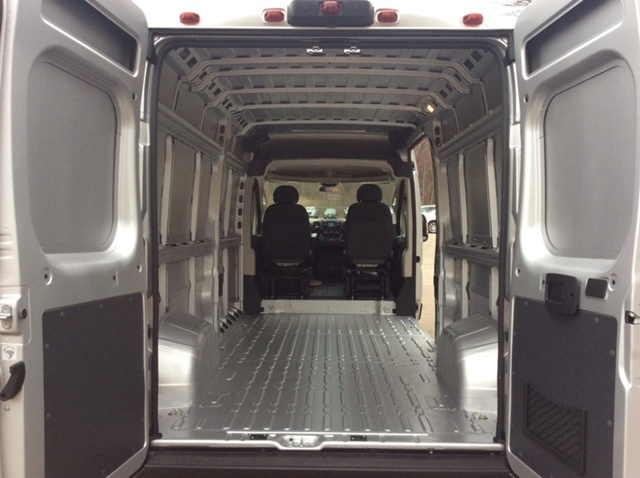 2019 ProMaster 2500 High Roof FWD,  Empty Cargo Van #E21624 - photo 2