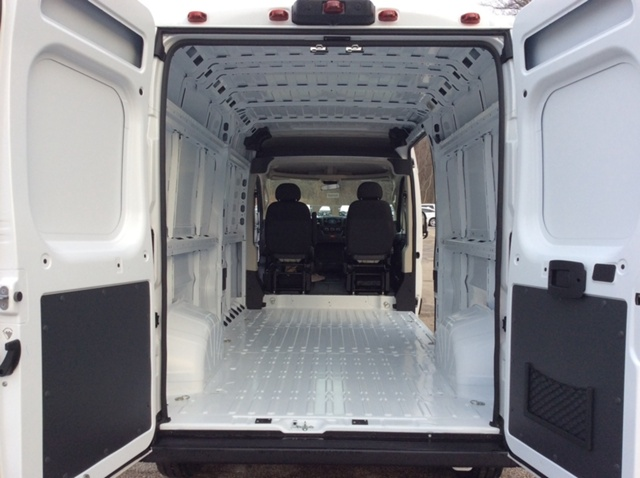 2019 ProMaster 2500 High Roof FWD,  Empty Cargo Van #E21625 - photo 2