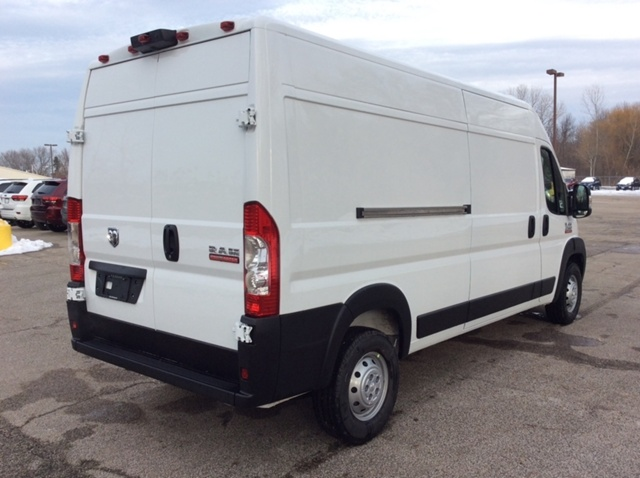 2019 ProMaster 2500 High Roof FWD,  Empty Cargo Van #E21625 - photo 7