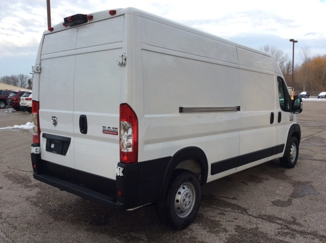 2019 ProMaster 2500 High Roof FWD,  Empty Cargo Van #E21627 - photo 7