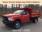 2018 Ram 3500 Regular Cab DRW 4x4,  Rugby Dump Body #E21641 - photo 1