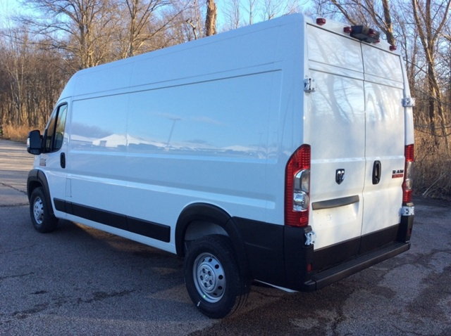 2019 ProMaster 2500 High Roof FWD,  Empty Cargo Van #E21666 - photo 5