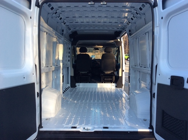 2019 ProMaster 2500 High Roof FWD,  Empty Cargo Van #E21666 - photo 2