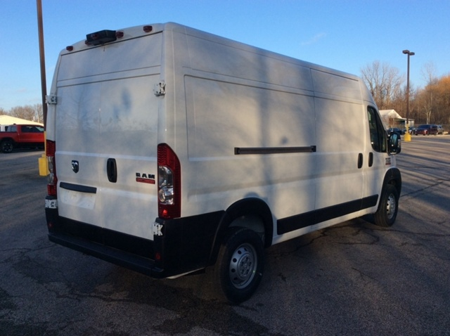 2019 ProMaster 2500 High Roof FWD,  Empty Cargo Van #E21666 - photo 7