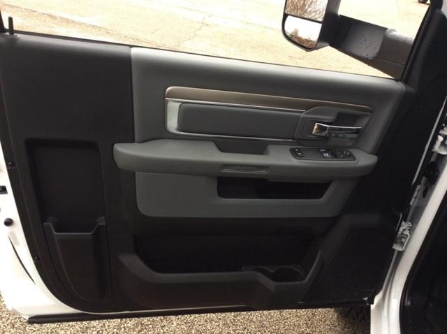 2018 Ram 3500 Regular Cab DRW 4x4,  Rugby Z-Spec Dump Body #E21678 - photo 8