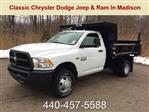 2018 Ram 3500 Regular Cab DRW 4x4,  Rugby Dump Body #E21678 - photo 1