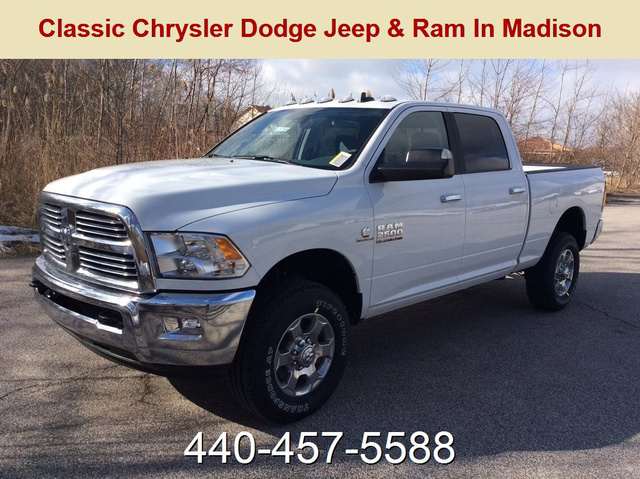 2018 Ram 2500 Crew Cab 4x4,  Pickup #E21755 - photo 1