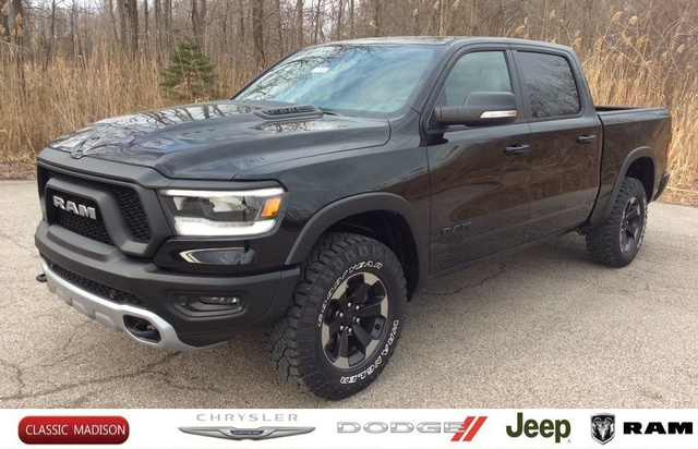 2019 Ram 1500 Crew Cab 4x4,  Pickup #E21819 - photo 1