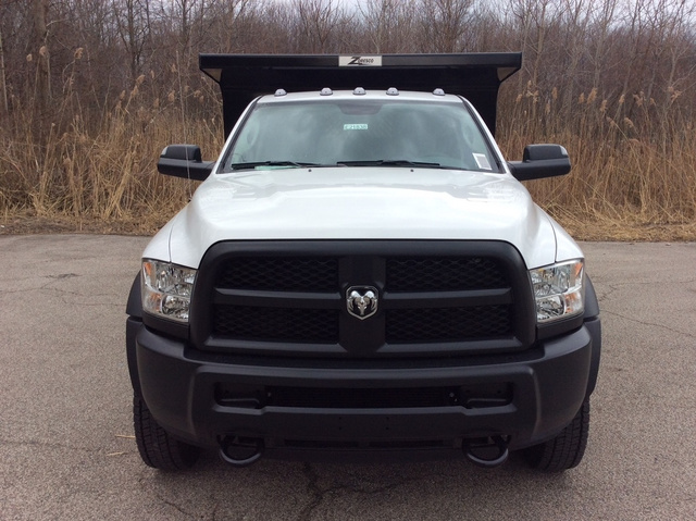 2018 Ram 5500 Regular Cab DRW 4x4,  Rugby Z-Spec Dump Body #E21838 - photo 3