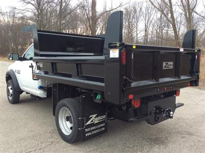 2018 Ram 5500 Regular Cab DRW 4x4,  Rugby Z-Spec Dump Body #E21838 - photo 2