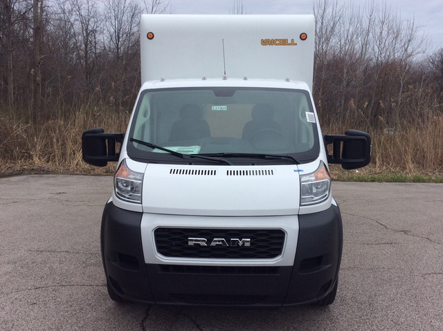 2019 ProMaster 3500 Standard Roof FWD,  Unicell Classicube Cutaway Van #E21904 - photo 3