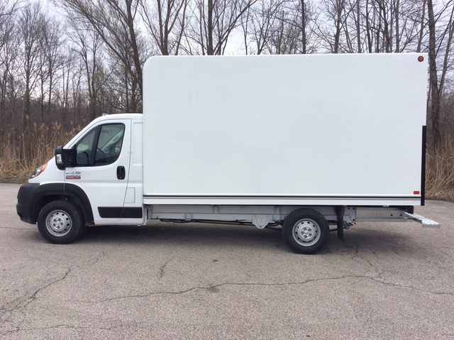 2019 ProMaster 3500 Standard Roof FWD,  Unicell Classicube Cutaway Van #E21904 - photo 4