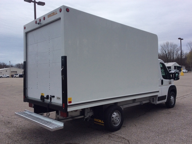2019 ProMaster 3500 Standard Roof FWD,  Unicell Classicube Cutaway Van #E21904 - photo 7