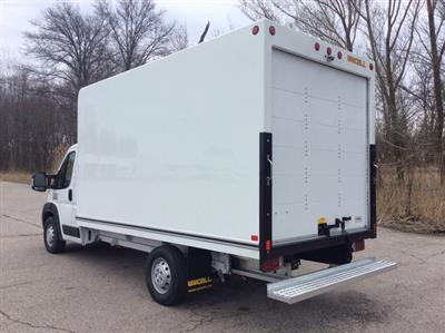 2019 ProMaster 3500 Standard Roof FWD,  Unicell Classicube Cutaway Van #E21904 - photo 2