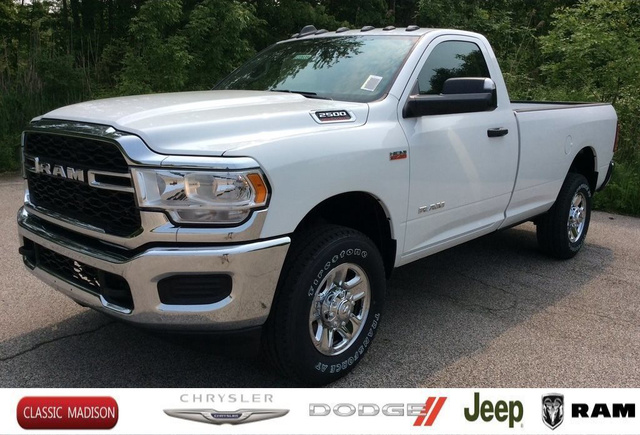 2019 Ram 2500 Regular Cab 4x4,  Pickup #E22039 - photo 1