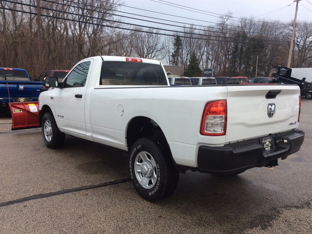 2019 Ram 2500 Regular Cab 4x4, BOSS Pickup #E22040 - photo 1