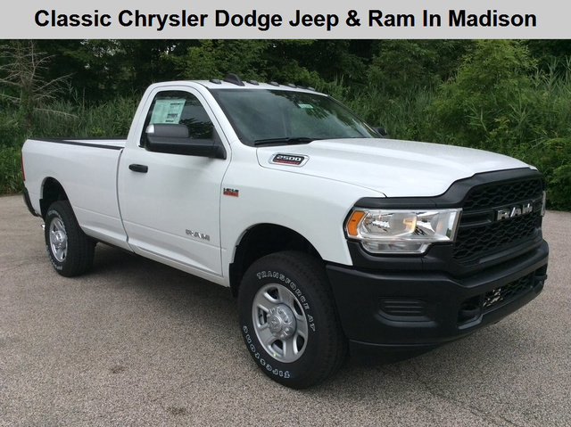 2019 Ram 2500 Regular Cab 4x4,  Pickup #E22197 - photo 1
