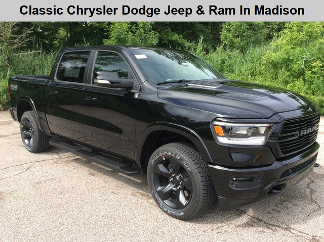 2019 Ram 1500 Crew Cab 4x4,  Pickup #E22202 - photo 1