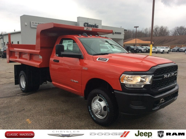 2019 Ram 3500 Regular Cab DRW 4x4,  Cab Chassis #E22249 - photo 1