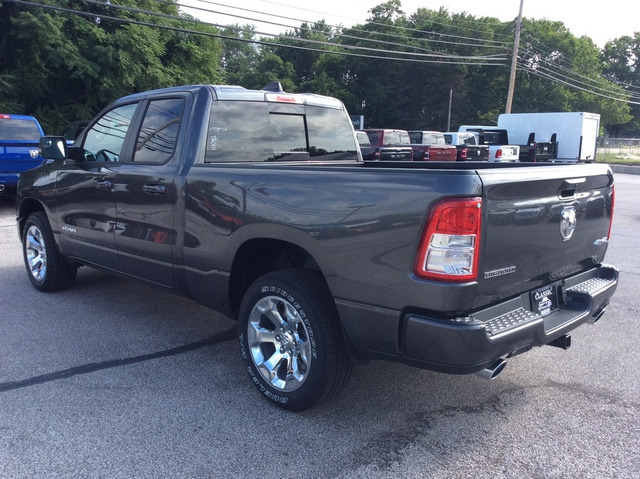 2019 Ram 1500 Quad Cab 4x4,  Pickup #E22296 - photo 1