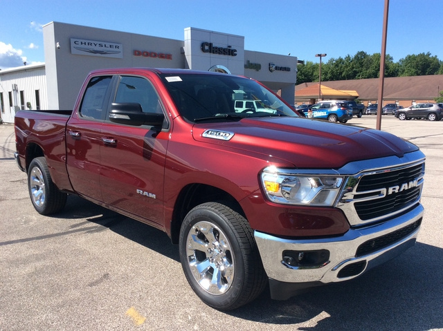 2019 Ram 1500 Quad Cab 4x4,  Pickup #E22313 - photo 1