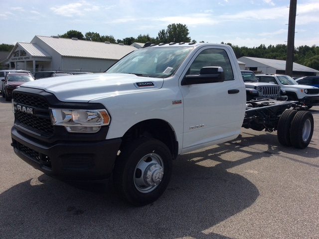 2019 Ram 3500 Regular Cab DRW 4x2,  Cab Chassis #E22329 - photo 1