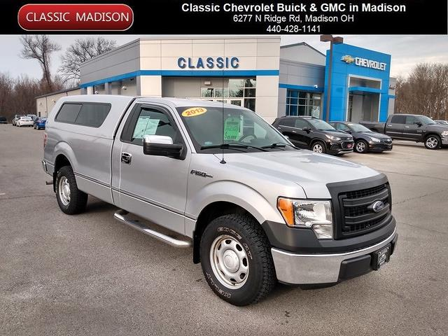 2013 Ford F-150 Regular Cab 4x2, Pickup #E22928B - photo 1