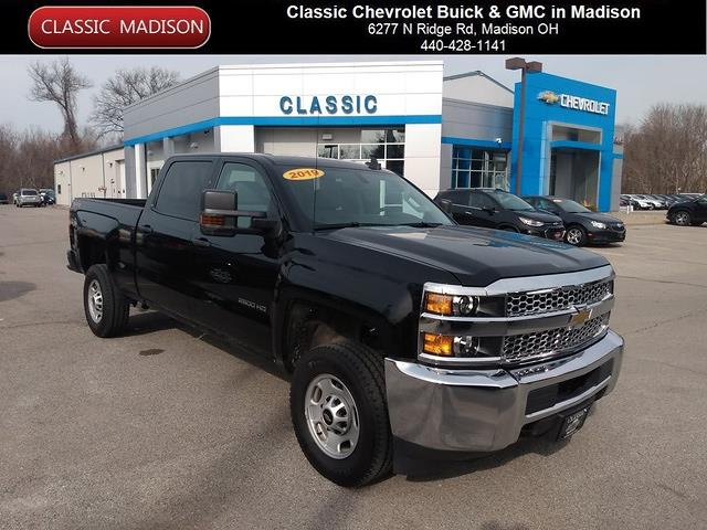 2019 Chevrolet Silverado 2500 Crew Cab 4x4, Pickup #EG12800 - photo 1