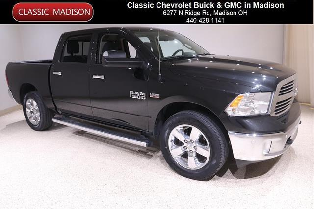 2017 Ram 1500 Crew Cab 4x4, Pickup #EG12801 - photo 1