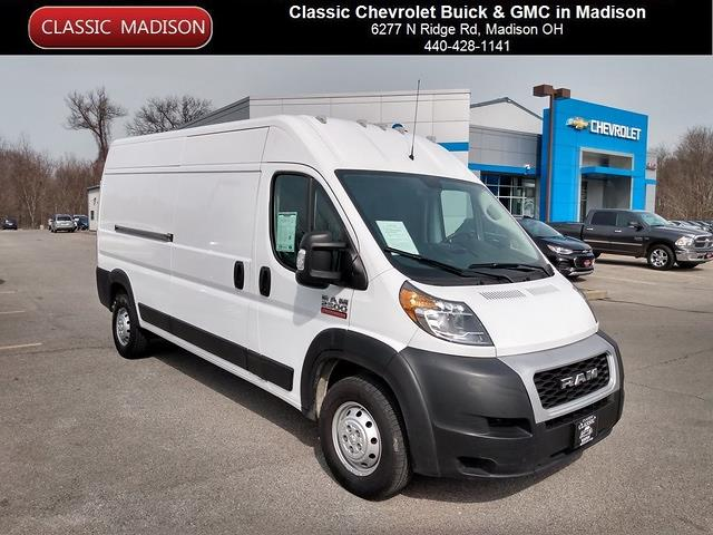 2019 Ram ProMaster 2500 High Roof FWD, Empty Cargo Van #EG12811 - photo 1