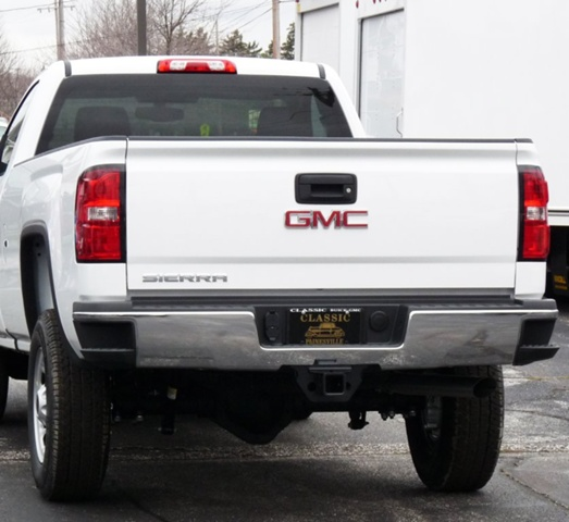 2016 Sierra 2500 Regular Cab 4x4, Pickup #37065 - photo 3