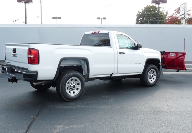 2016 Sierra 2500 Regular Cab 4x4, Pickup #38000 - photo 2