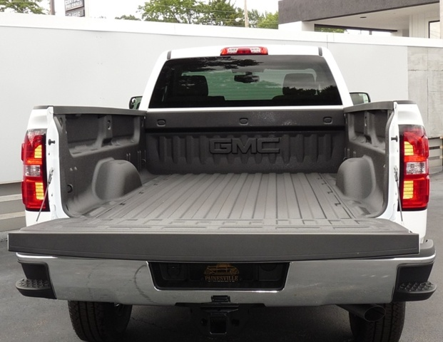 2016 Sierra 2500 Regular Cab 4x4, Pickup #38000 - photo 6