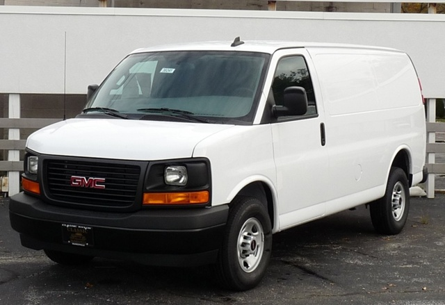 2017 Savana 2500 Cargo Van #38416 - photo 1