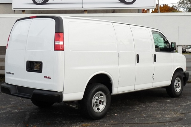 2017 Savana 2500 Cargo Van #38416 - photo 2