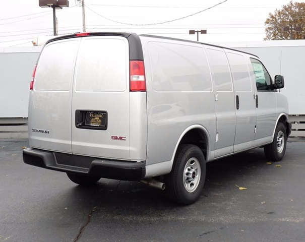 2017 Savana 3500, Cargo Van #38428 - photo 2