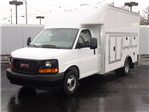2017 Savana 3500, Rockport Service Utility Van #38468 - photo 1