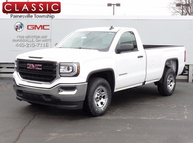 2017 Sierra 1500 Regular Cab Pickup #38719 - photo 1