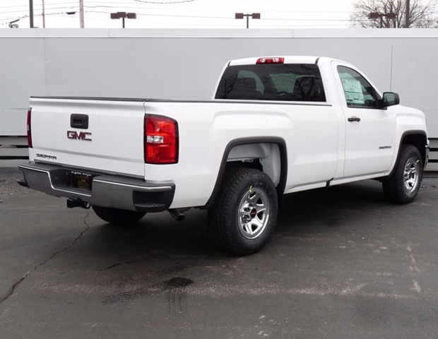2017 Sierra 1500 Regular Cab Pickup #38719 - photo 2