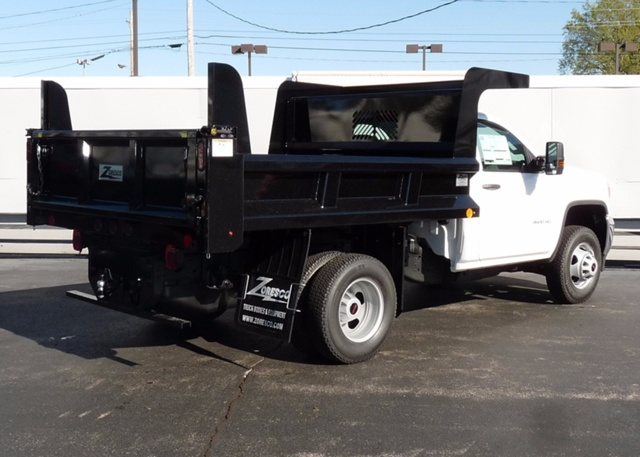 2017 Sierra 3500 Regular Cab, Rugby Dump Body #38979 - photo 2