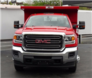 2017 Sierra 3500 Regular Cab DRW, Rugby Z-Spec Dump Body #38980 - photo 4