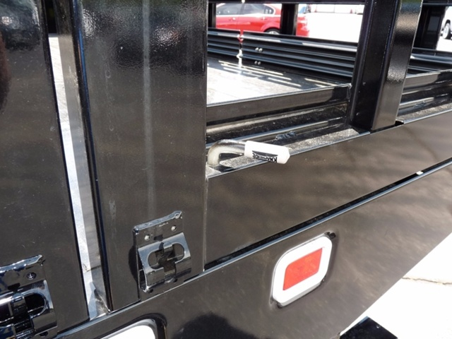 2017 Sierra 3500 Regular Cab, Knapheide Platform Body #38989 - photo 12