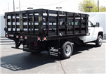 2017 Sierra 3500 Regular Cab, Knapheide Platform Body #38989 - photo 1