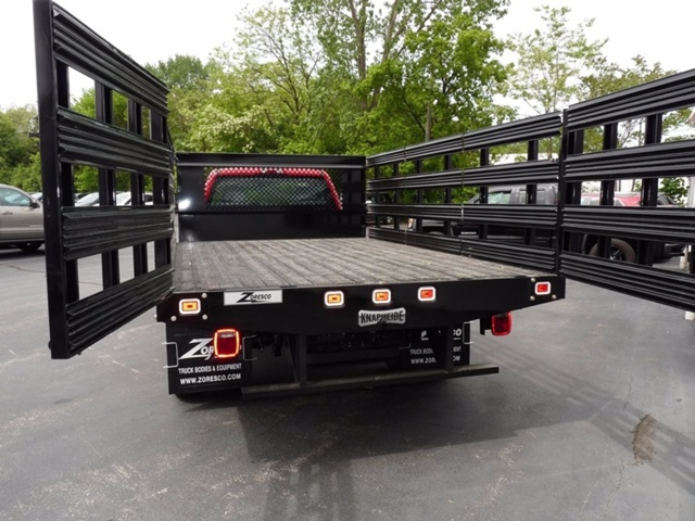 2017 Sierra 3500 Regular Cab, Knapheide Stake Bed #39025 - photo 17